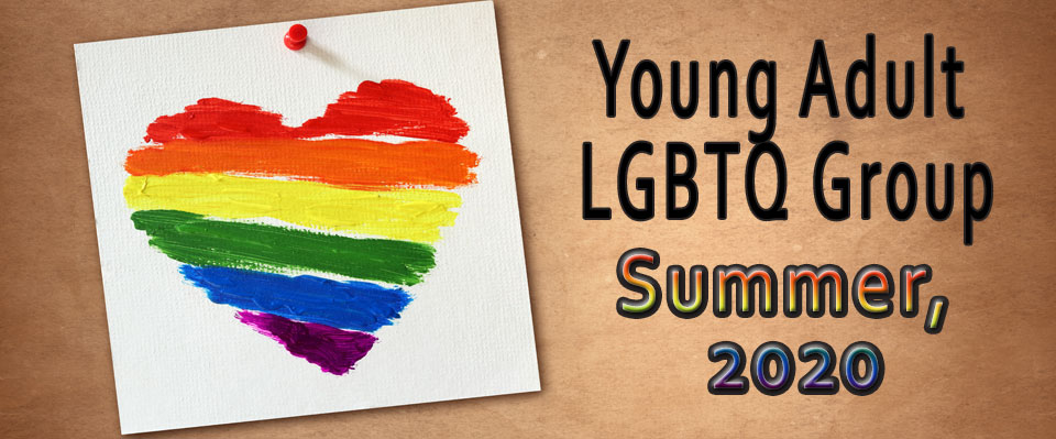 Young Adult lgbtq support group