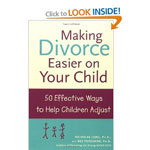 Book - Parenting, making Divorce easier