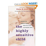 Book - The Highly Sensitive Child