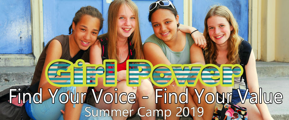 Girl Power Camp